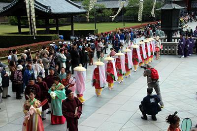 5月2日東大寺聖武天皇祭: 無憂宮の騎士のブログ
